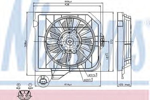 вентилятор на плимут вояджер виды